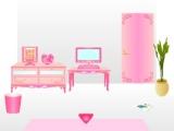 リオさんと脱出 ピンクのお部屋