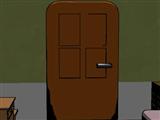 ある幽霊屋敷からの脱出 Room9
