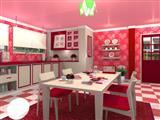 フルーツキッチン No.22 ラズベリーレッド
