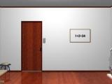 仕掛けのある部屋からの脱出8
