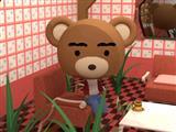ちょっと脱出 熊とドングリとハチミツ